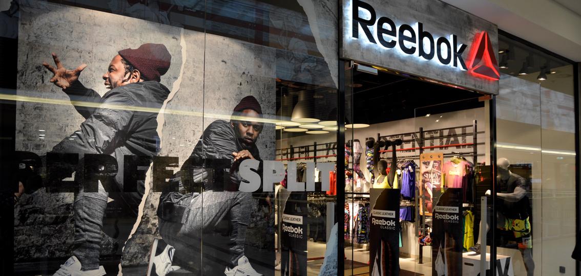 0effd4436fb05 Salony Reebok   Salony - SportJam - Nike