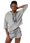Bluza Reebok WOR Meet You There Terry - DP6681