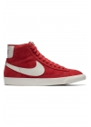 "Buty Nike Blazer Mid Vintage Suede ""Speed Red"" - 917862-602"