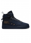 "Buty Nike SF Air Force 1 Mid ""Obsidian"" - 917753-400"