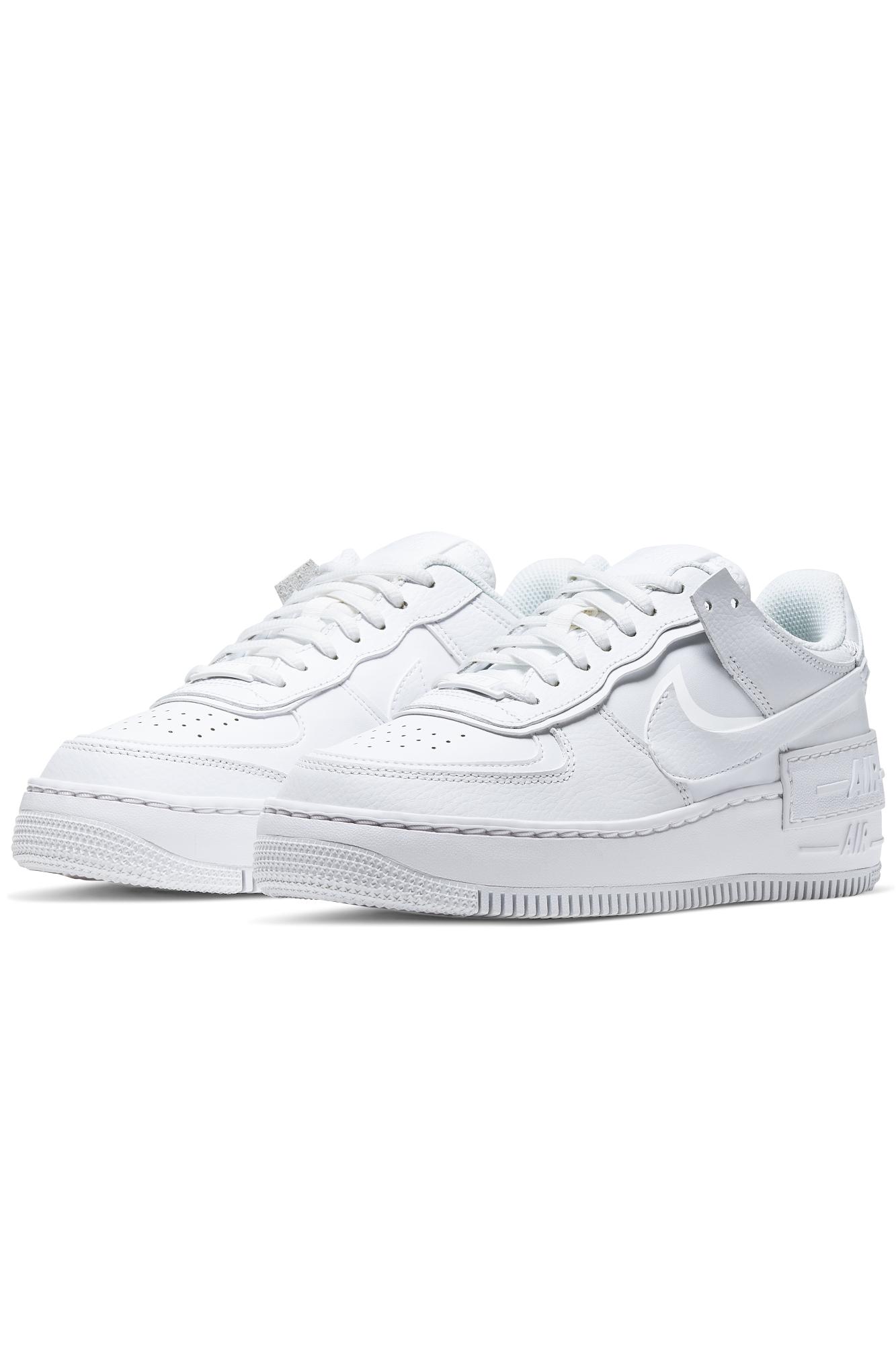 Nike Sportswear Air Force 1 Shadow WhiteWhite | CI0919 100