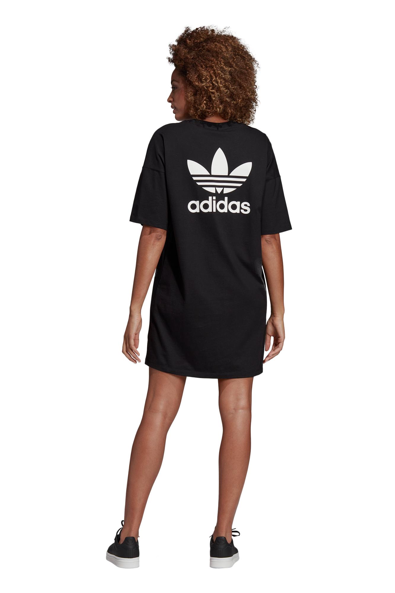 Sukienka adidas Originals Trefoil DV2607 Sukienki