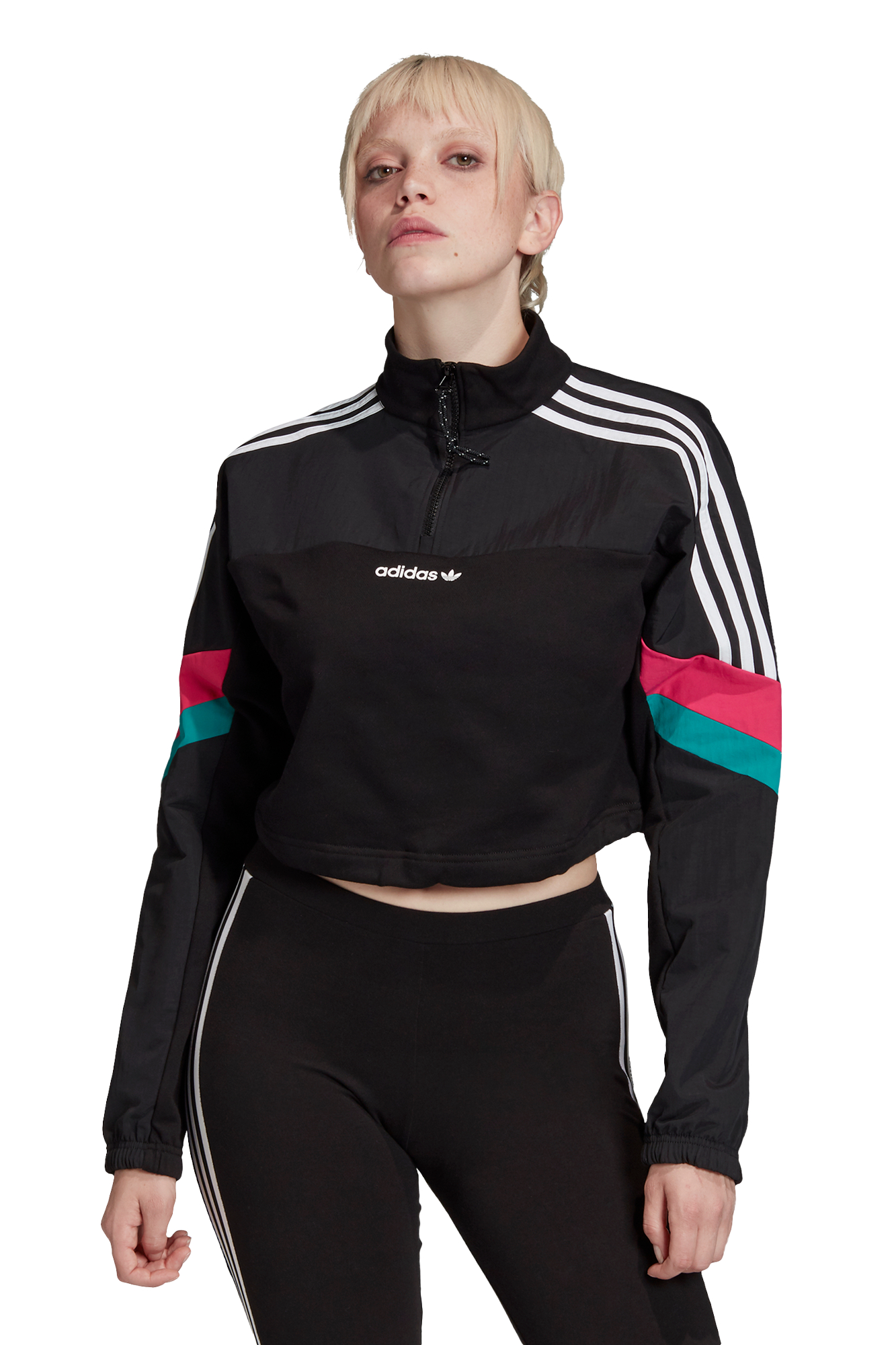 Bluza adidas Originals Crop Top
