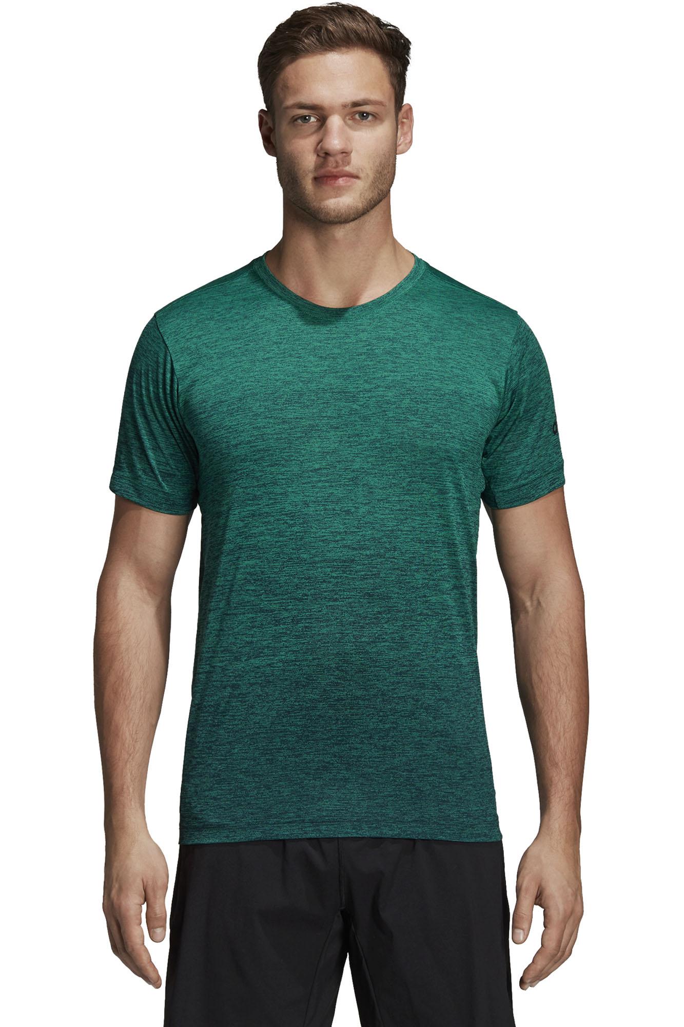 cd14abcf4385ca Koszulka adidas FreeLift Gradient - CW3440 / T-shirt / Odzież ...