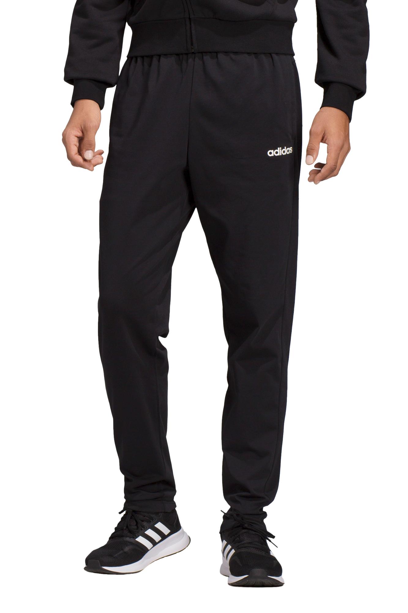 Spodnie adidas Essentials Plain Tapered DU0378 Spodnie