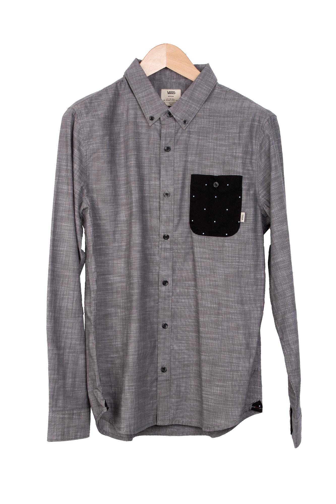 Koszula Vans Kelvin Shirt V2KJAF1 Koszule Odzież