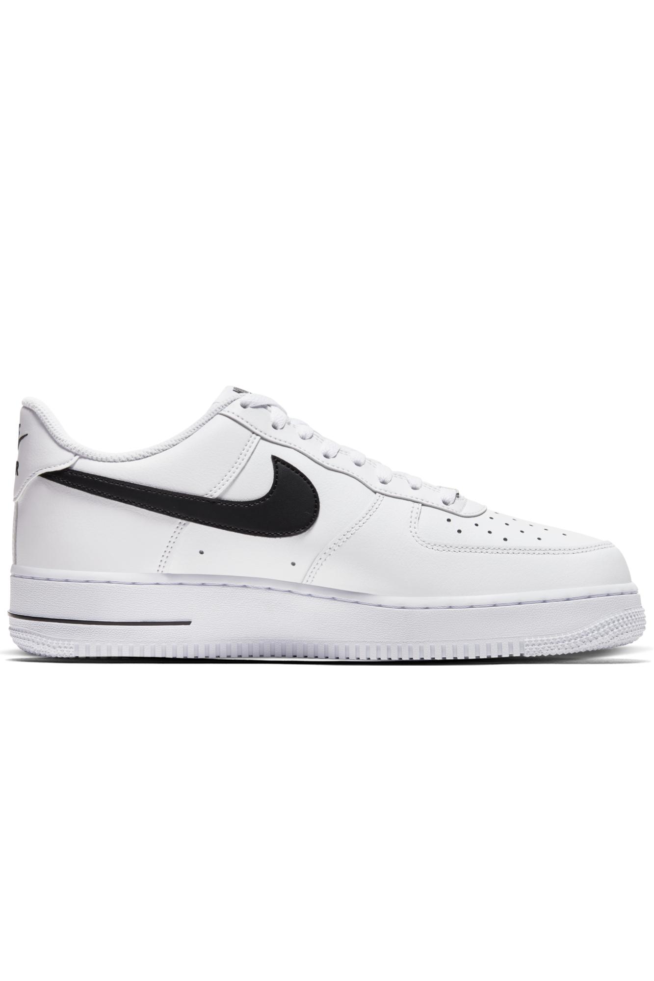 Buty Nike Air Force 1 '07 CJ0952 100 Na co dzień Buty